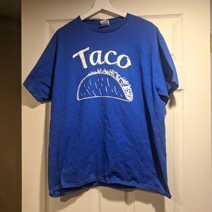Unisex Taco T-shirt